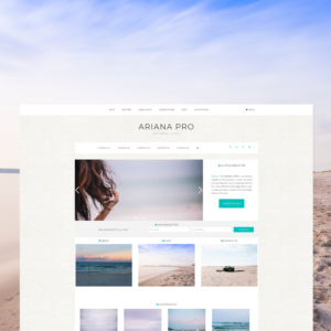 Ariana Pro - ecommerce genesiswp child theme
