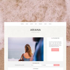 ariana-theme