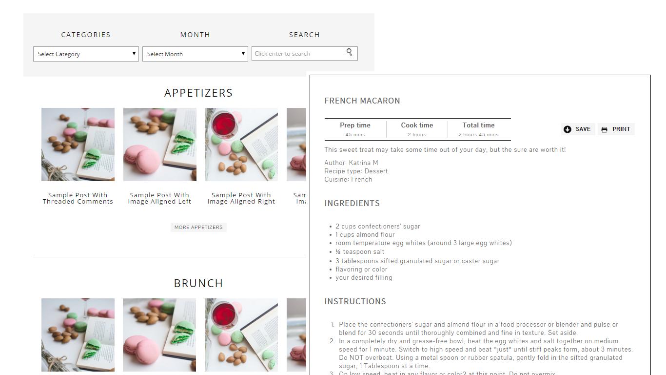 recipe-options