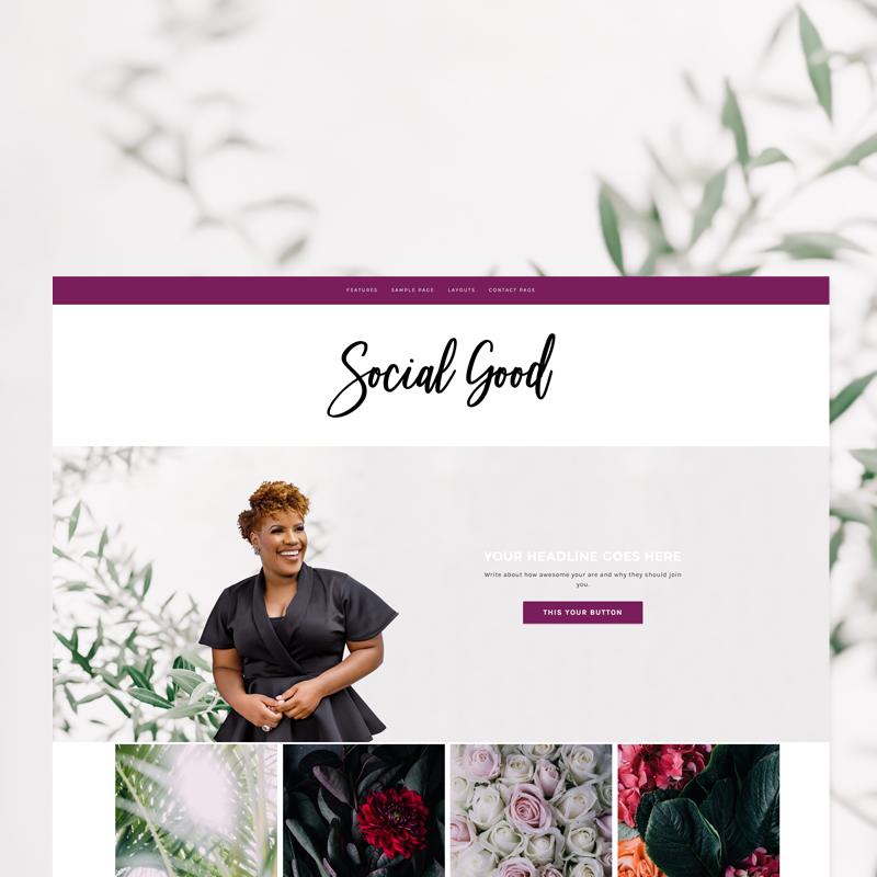 social good theme