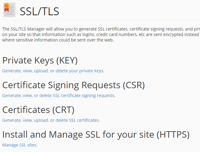 install ssl to wordpress